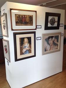 ART SHOW FEATURING MORGAN  KARI'S ART