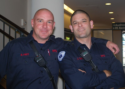 Ron Frey and Jason Batz