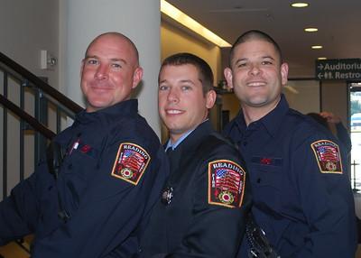 Ron Frey, Mike Harcarik, Jason Batz