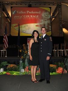 Lt. Thorpe & Wife Virginia