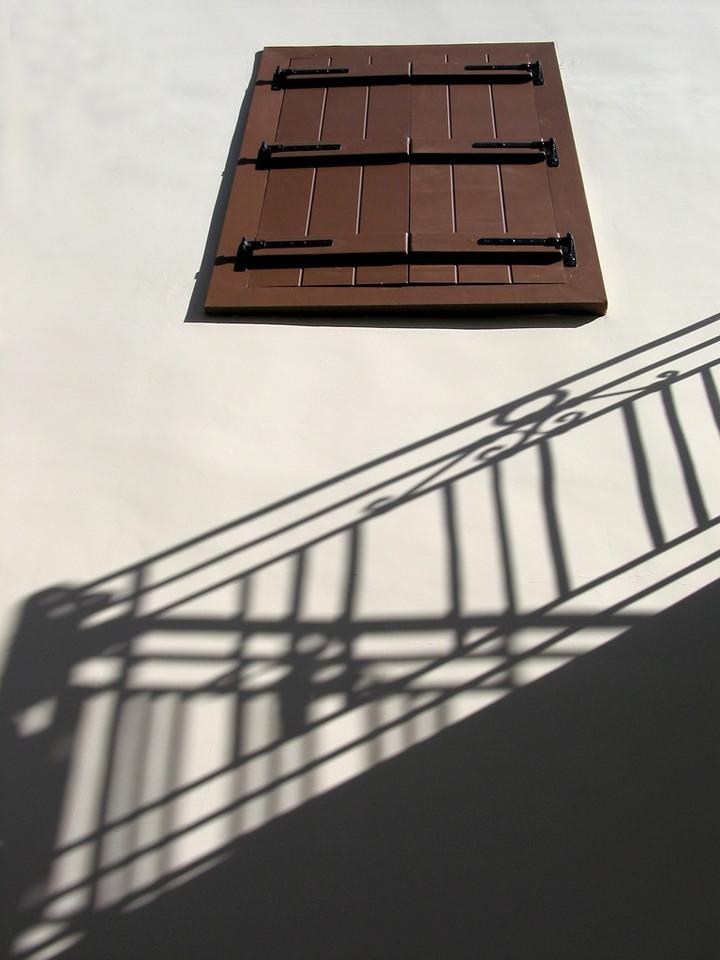 Greek balcony