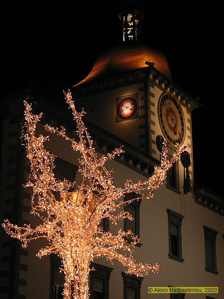 Sion, Switzerland - Xmas 2003
