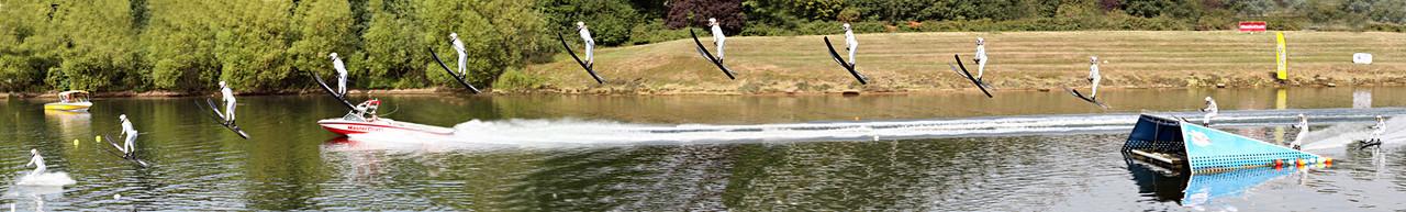 Ladies Ski Jump