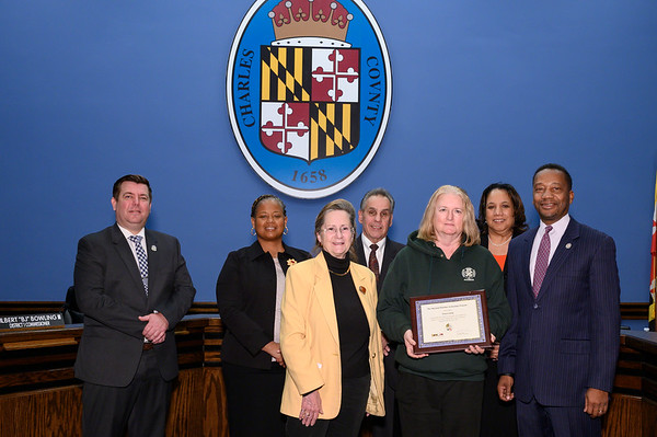 The Maryland Maritime Archeology Program Person of the Year, Ms. Francis Parks, Park Attendant at Mallows Bay-Potomac River National Marine Sanctuary to be Recognized by Dr. Susan B. M. Langley, PhD, State Underwater Archaeologist Maryland Historical Trust.