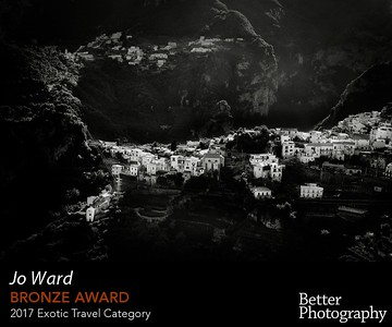 Bronze Award in the Better Photography Magazine Photo Competition in the Exotic Travel Category