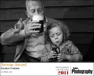Bronze award in the Better Photography Photograph of the Year 2011 competition