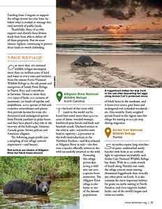 Defenders of Wildlife publication - Fall 2016