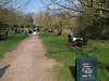 Teatime at The Orchard, Grantchester