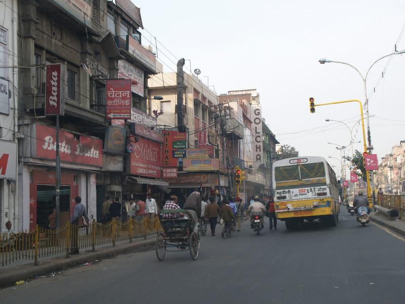 Old Delhi   India   2006  