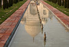 Taj Mahal reflecting pool