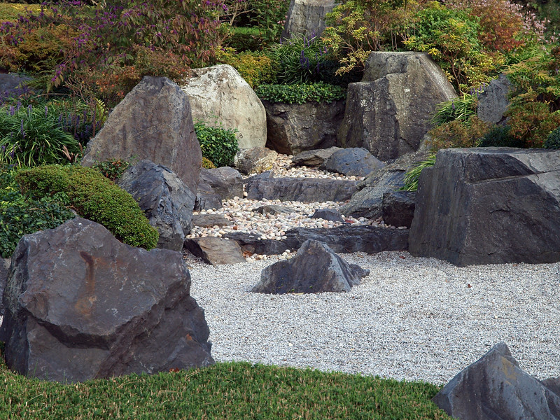 Kew Japanese gardens