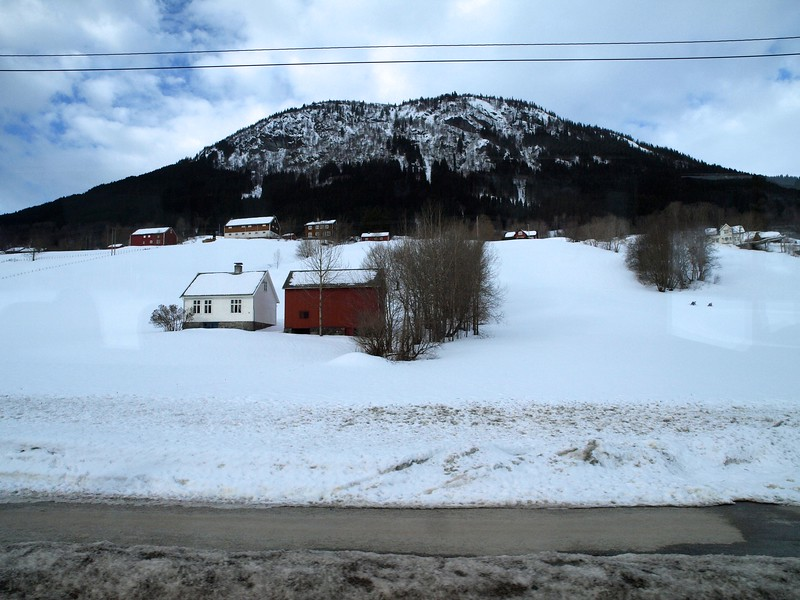 Norway March 2011