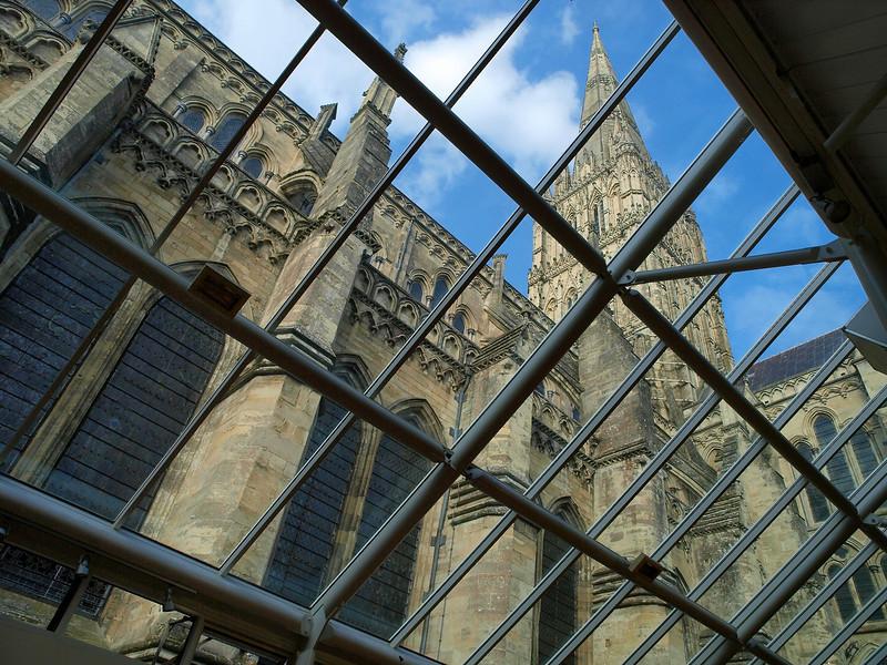 Salisbury Cathedral, Salisbury UK