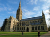 Salisbury Cathedral, Salisbury UK