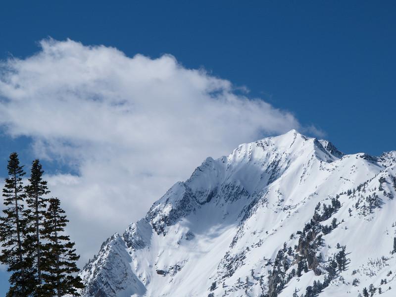 Mountain weather | Alta, Utah