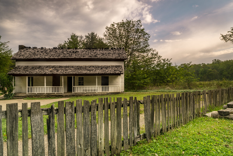 The Becky Cable House, Cades Cove