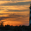 Red & White Lighthouse, OBX
