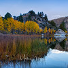 Gull Lake California Autumn