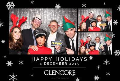 Glencore Holiday Party