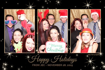 JEC Holiday Party 2015