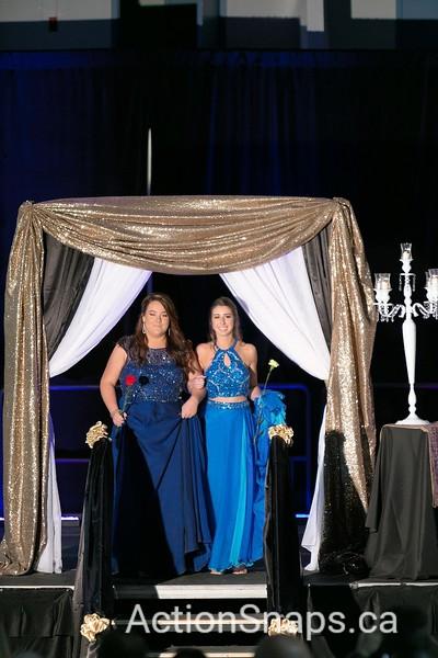 Presentation of Graduates 2017 O'Donel High School Graduation Glacier Arena Mount Pearl, NL