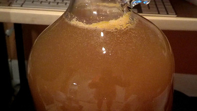 Malkore's (not so) Ancient Orange Mead 1&2