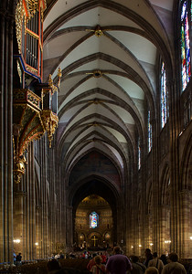 Strassburg Cathedral.
