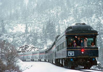 Private Railway Car Tamalpais