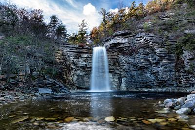 Awosting falls, Minnewaska State Park