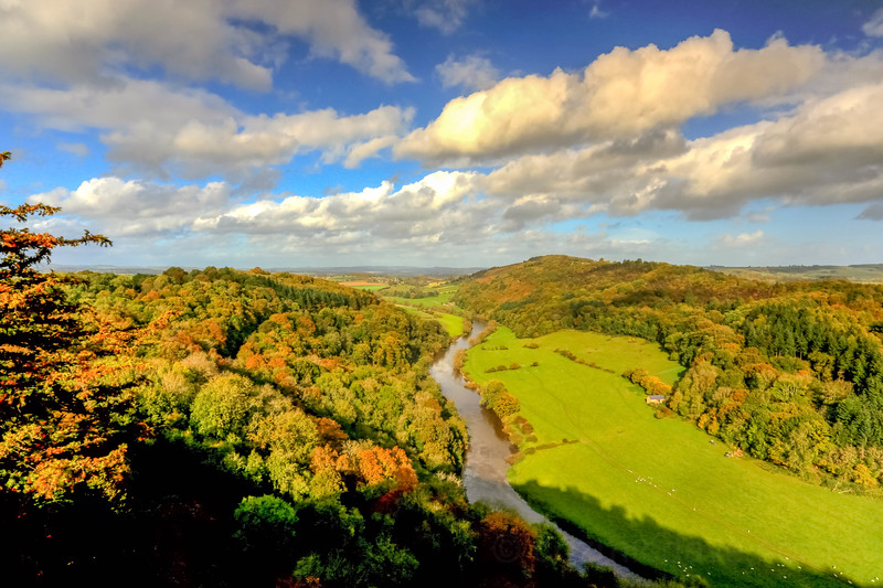 The River Wye (view from Yat Rock)