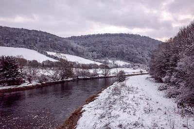 The River Wye at Brockweir