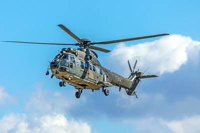Swiss Air Force Aérospatiale AS 332M1 T-314 10-10-18 3