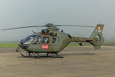 Swiss Air Force Eurocopter EC635T2+ T-367 10-10-18