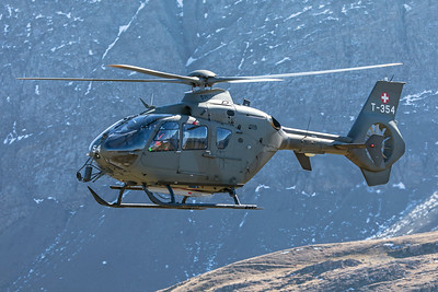 Swiss Air Force Eurocopter EC635P2+ T-354 10-10-18