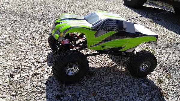 AX10 Scorpion