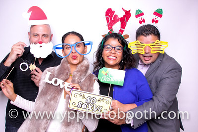 The Axis Space Christmas Party
