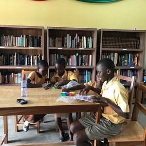 Adaklu Sikama Library