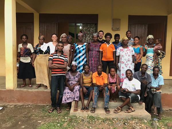 Adaklu Sikama Community Development Team