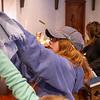Aimee Sanchez lends a hand cleaning<br /> SENTNEL&ENTERPRISE/Scott LaPrade