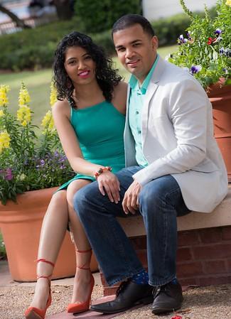 Ayesha and Bonney