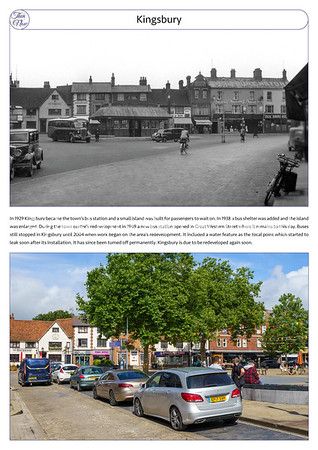 Kingsbury 1930s & 2021