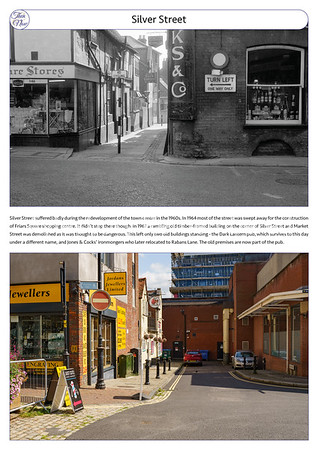 Silver Street, 1963 & 2021