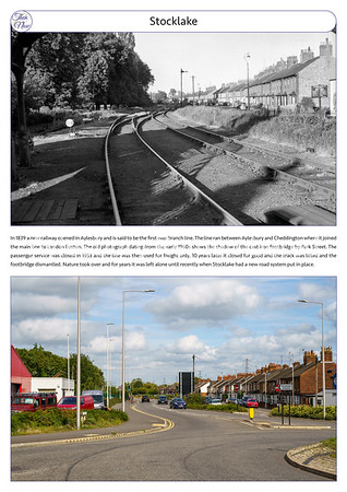 Stocklake, 1961 and 2021