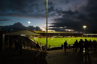 Ayr United v. Greenock Morton, SPFL Championship, 28/01/2017
