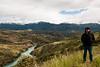 Rio Baker camino a Cochrane
