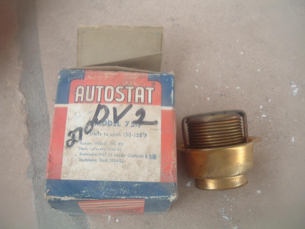 New 1934 Studebaker Stoplight Switch