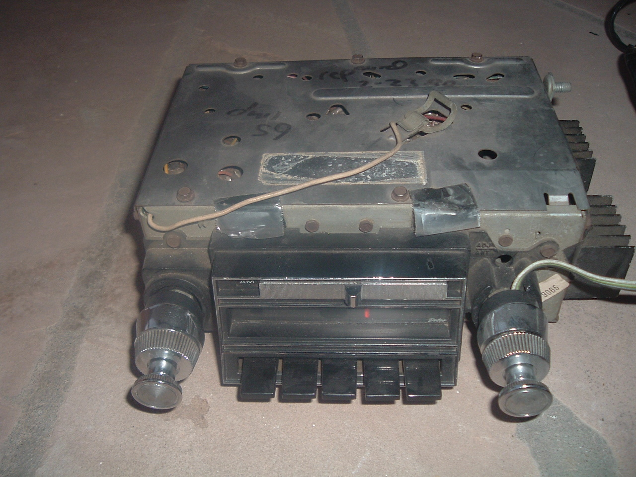 Chevy Gmc Gm Delco Remote Slave Cd Player Or Cassette Wire Wiring Harn
