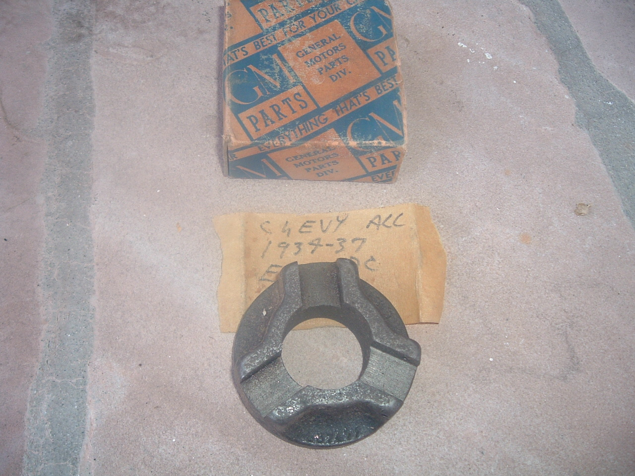 Transmission Shifter Gears