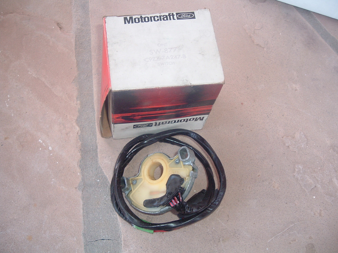 1980 Ford Fairmont 1972 Ford Gran Torino 68 Mustang Ignition Wiring