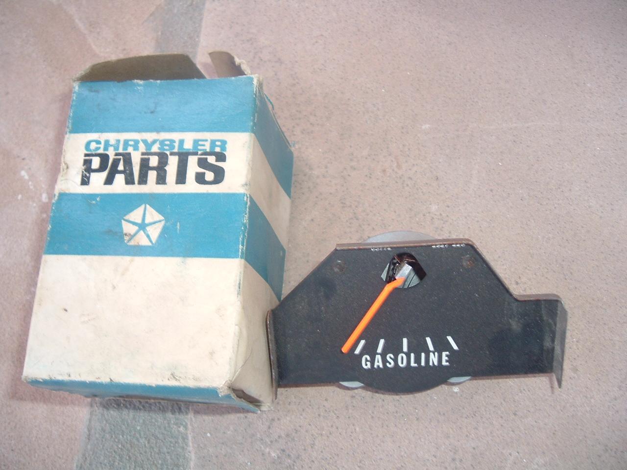 Gauges Clocks Camaro Printed Circuit Board For Instrument Cluster With Warning 1969 70 71 72 73 Chrysler Gas Fuel Gauge Dash Unit Nos Mopar 2927225